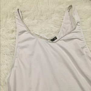 Boohoo Fit Exercise Tank Top
